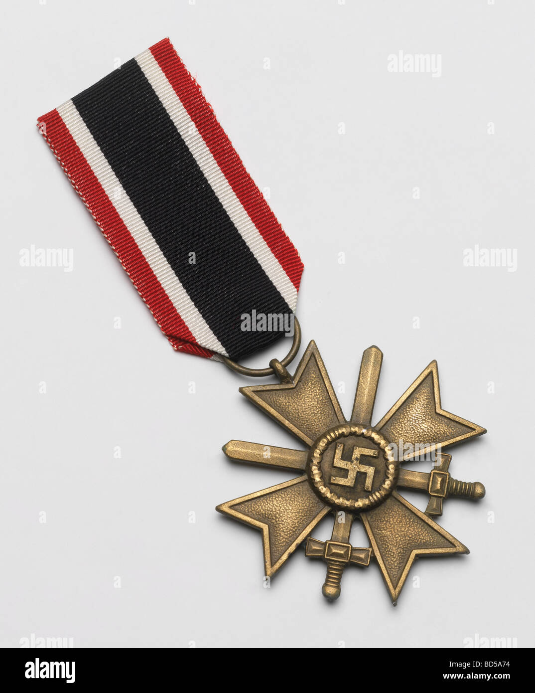 German medal from the second world war. - Stock Image