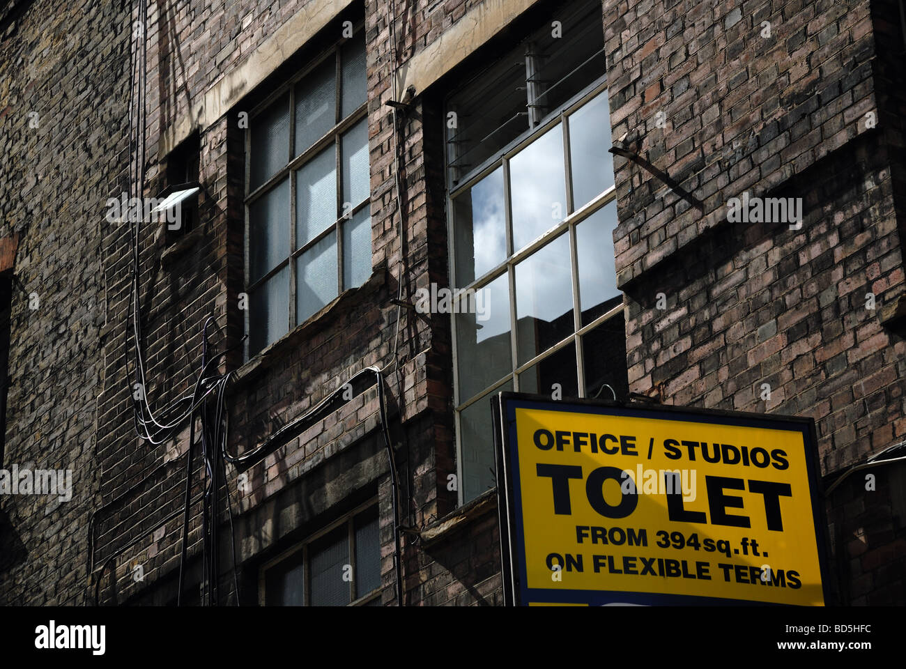 To Let - Stock Image