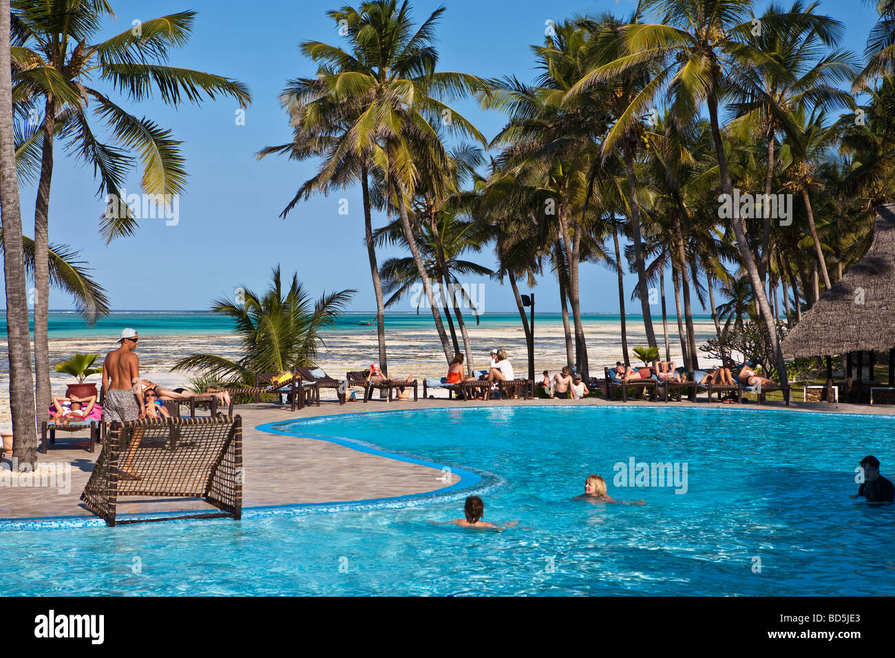 Karafuu Hotel Beach Resort Pingwe Zanzibar Tanzania
