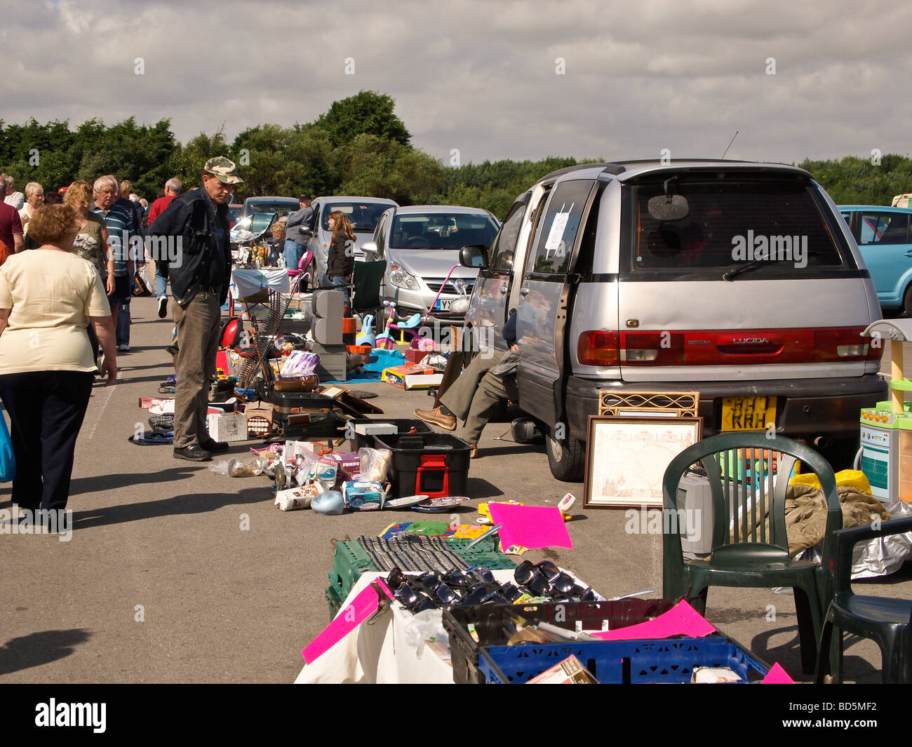 Car Boot Sales North East England