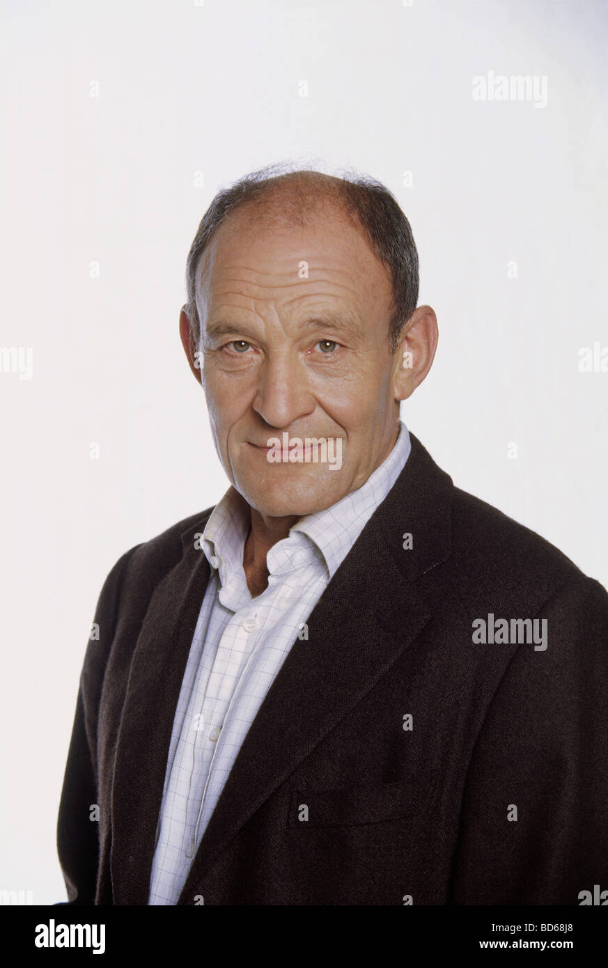 Mendl, Michael, * 20.4.1944, German actor, portrait, 2001, Additional-Rights-Clearances-NA - Stock Image