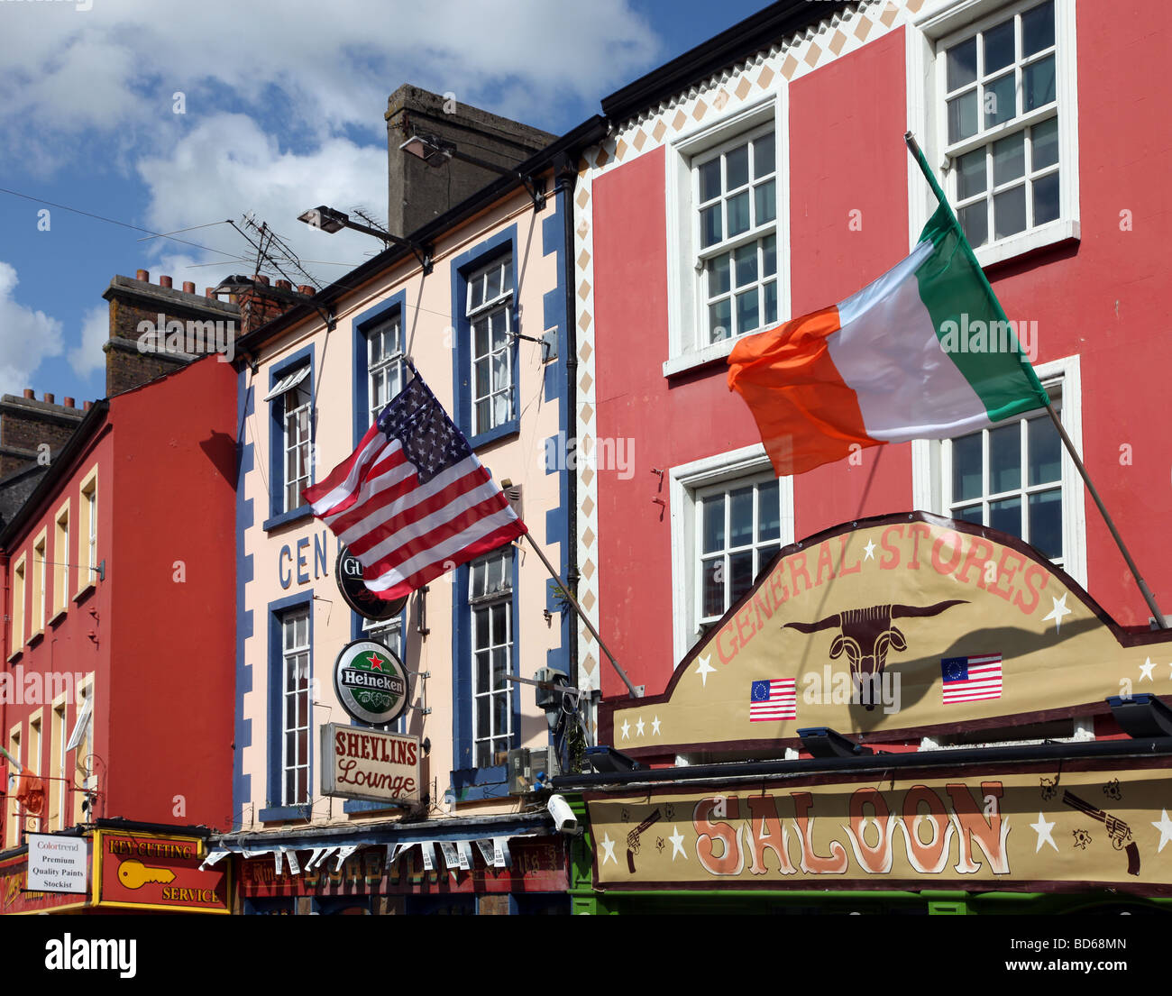 Collins Coaches (Carrickmacross) - Carrickmacross, Ireland