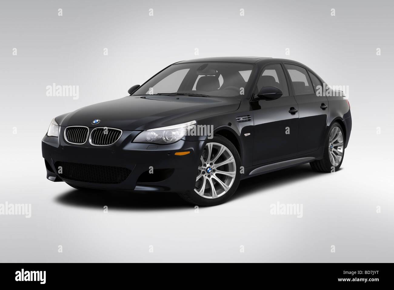 2010 BMW 5 Series M5 In Black