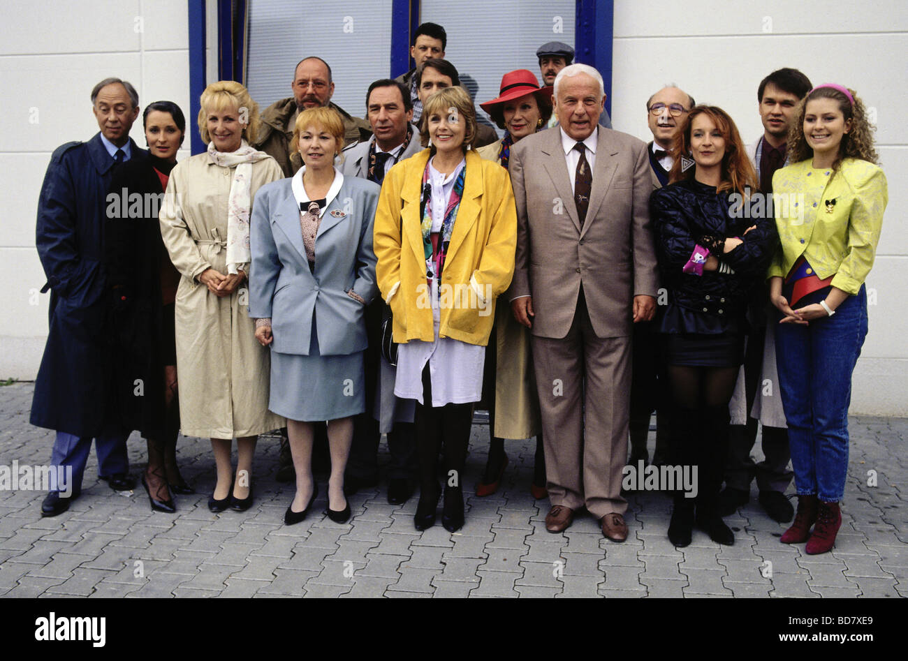 Tv Series Buro Buro Deu 1982 1993 2nd Season 1989 Episode
