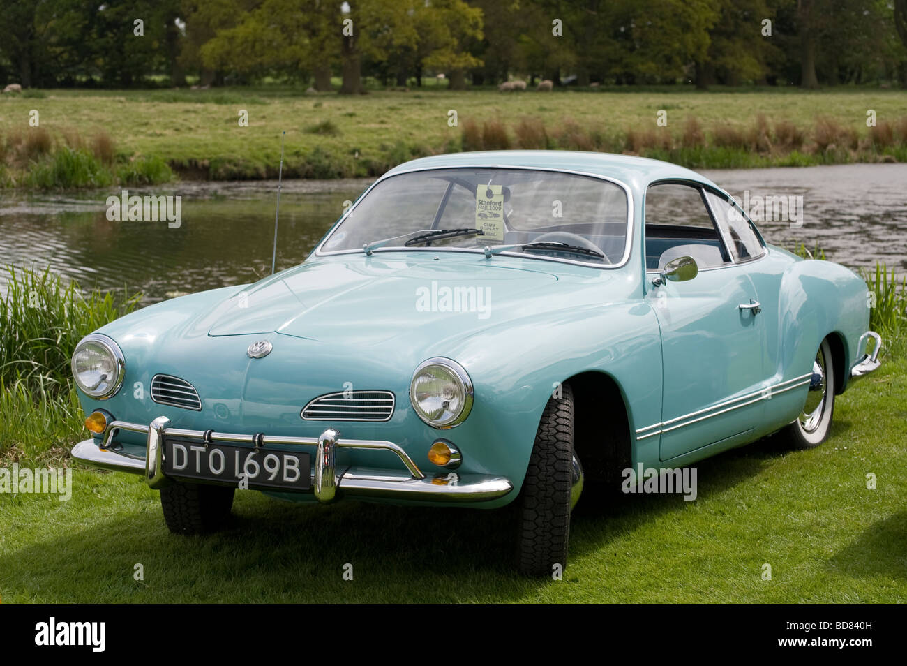 Your Volkswagen Stock Photos Images Alamy 1975 Karmann Ghia Blue Coupe Car Image