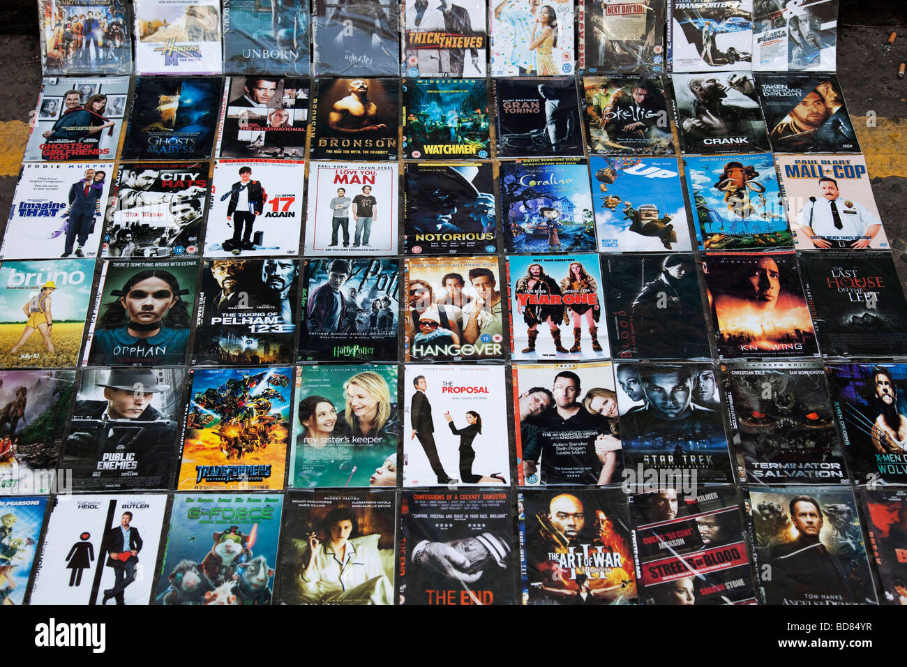 Counterfeit Dvd Stock Photos & Counterfeit Dvd Stock Images - Alamy