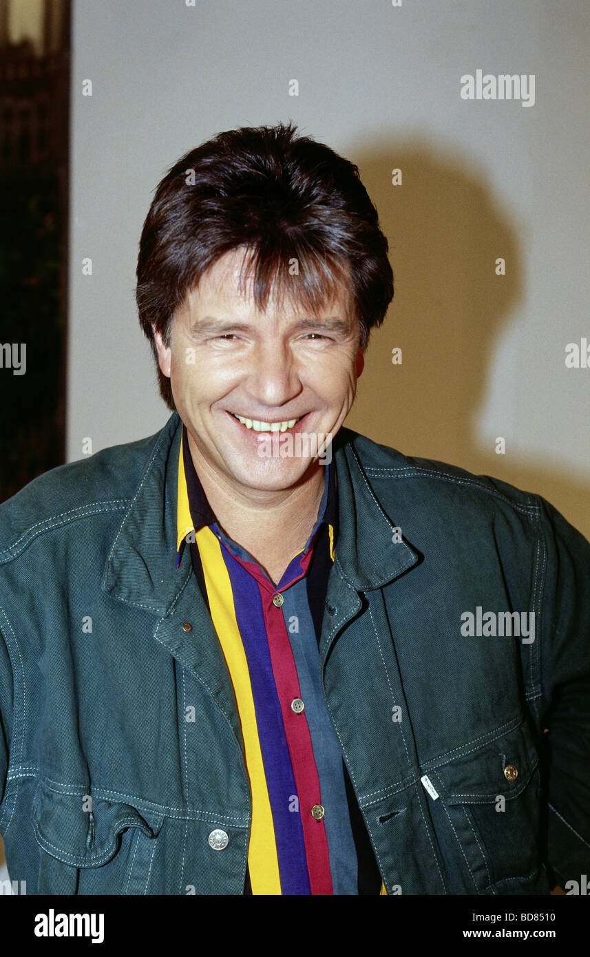 Wellenbrink, Egon, * 28.3.1945, German actor, portrait, circa 1990, , Additional-Rights-Clearances-NA - Stock Image