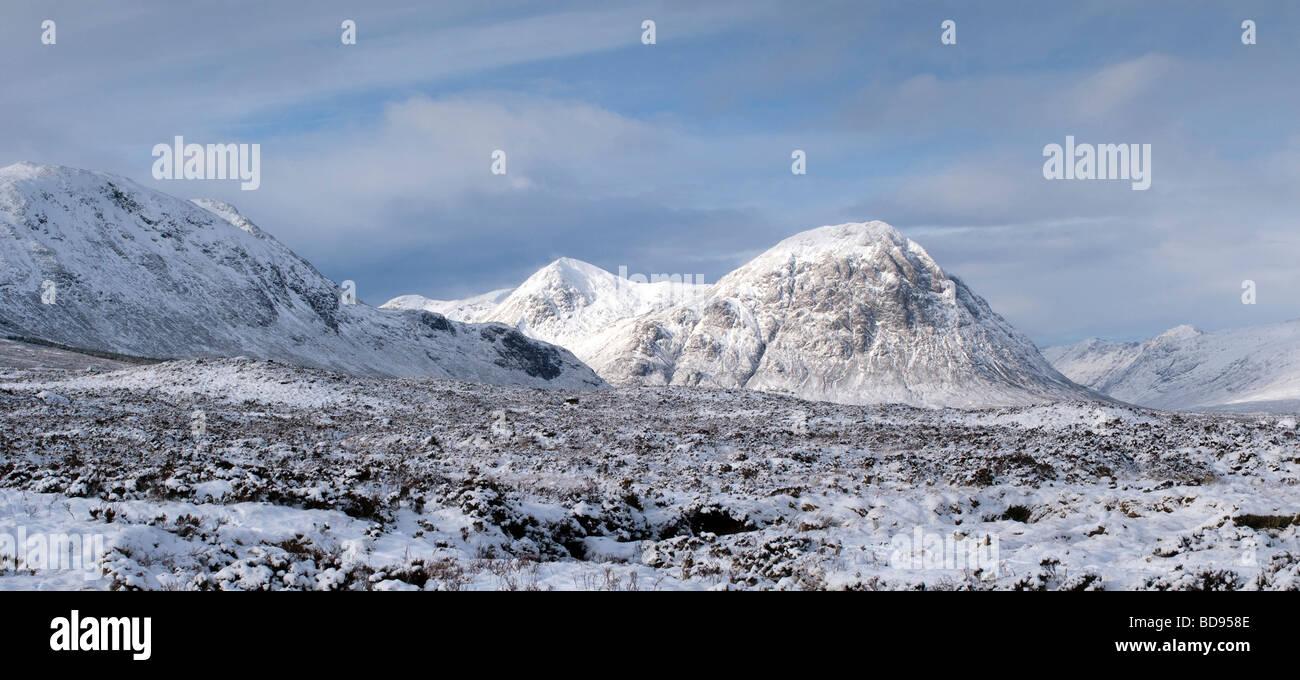 Rannoch Moor, Highland Region Scotland - Stock Image