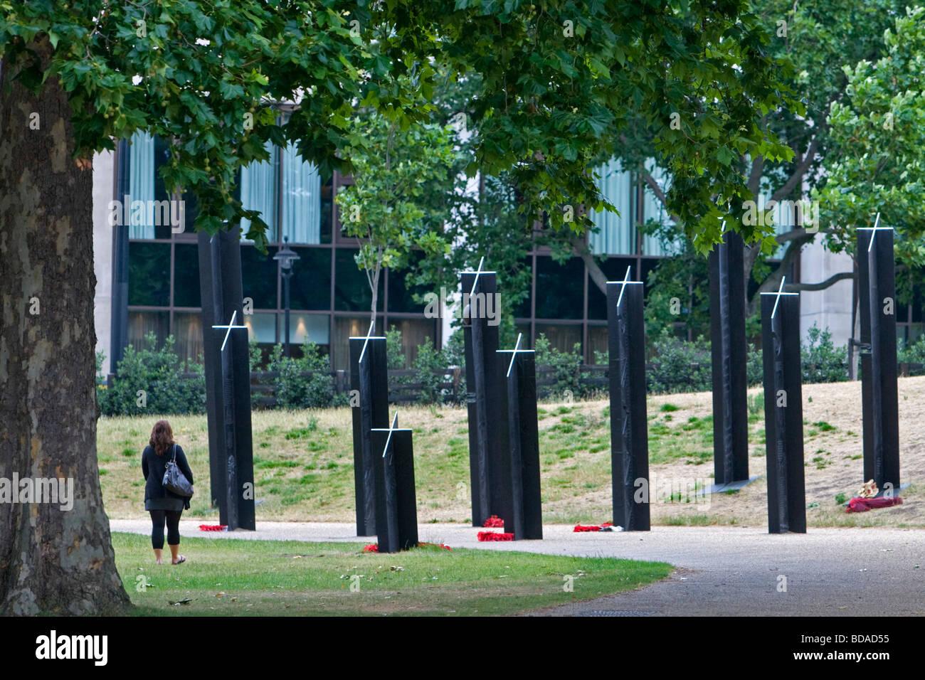 New Zealand War Memorial London Stock Photos & New Zealand