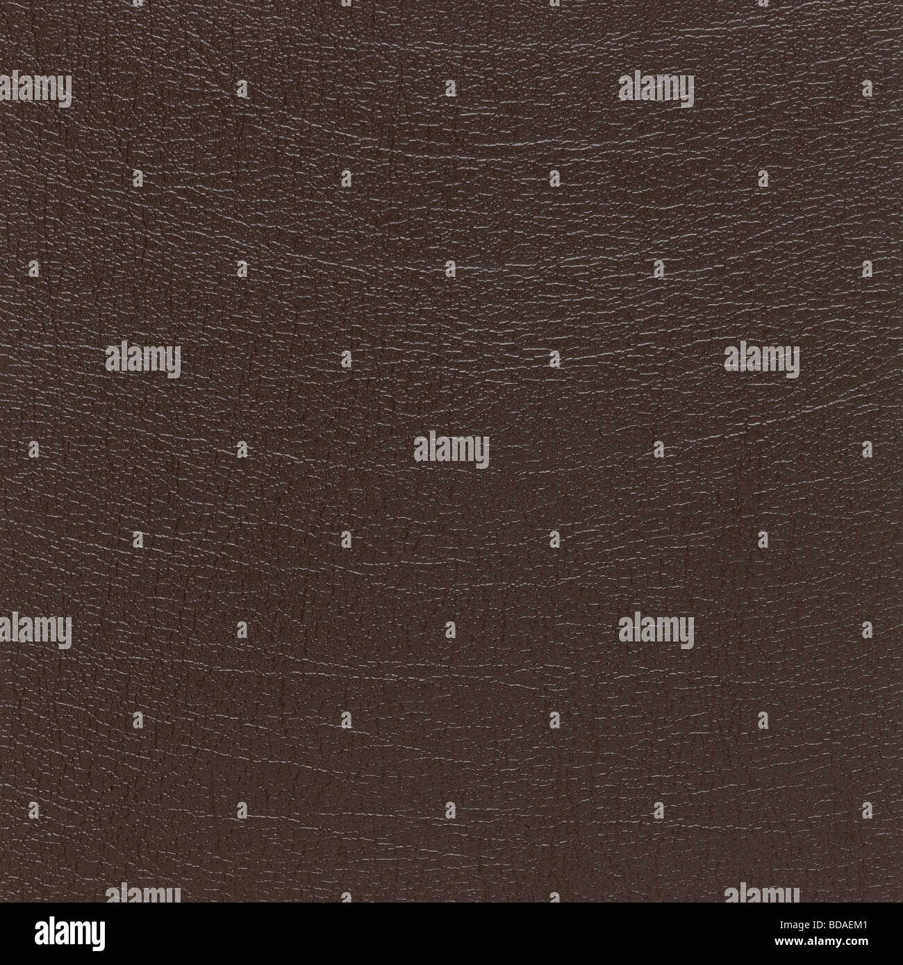 BROWN LEATHER BACKGROUND - Stock Image