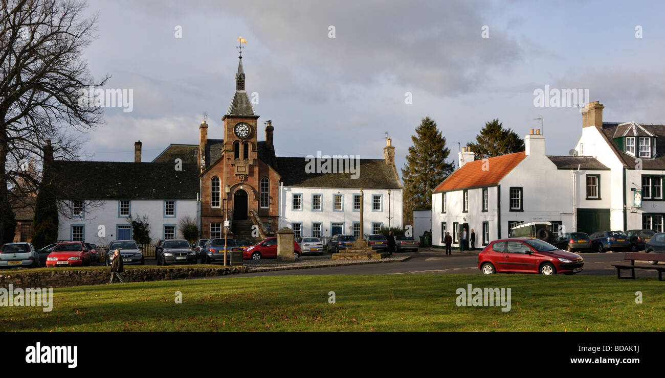 Gifford East Lothian High Resolution Stock Photography and Images ...