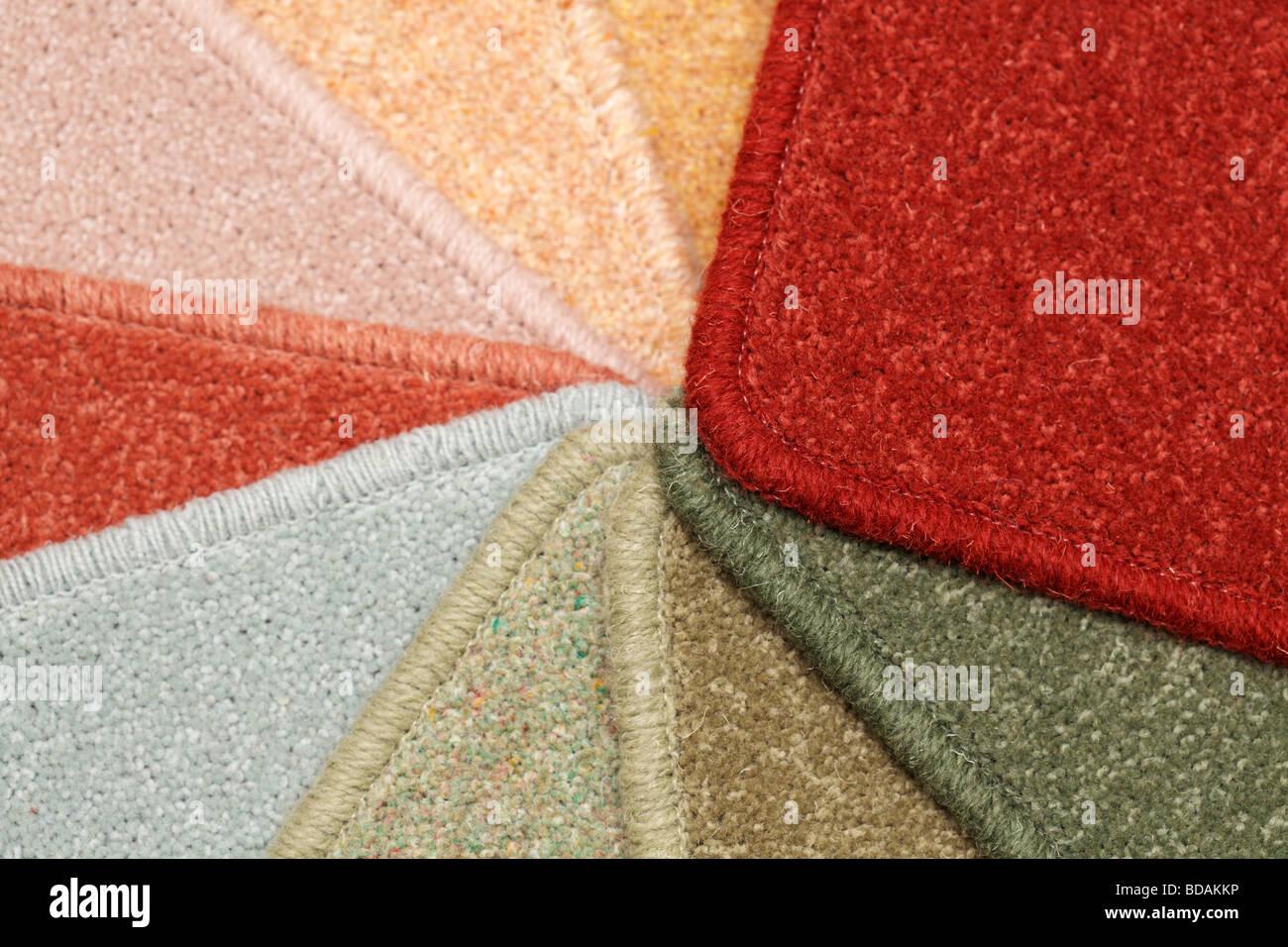 carpet - Stock Image
