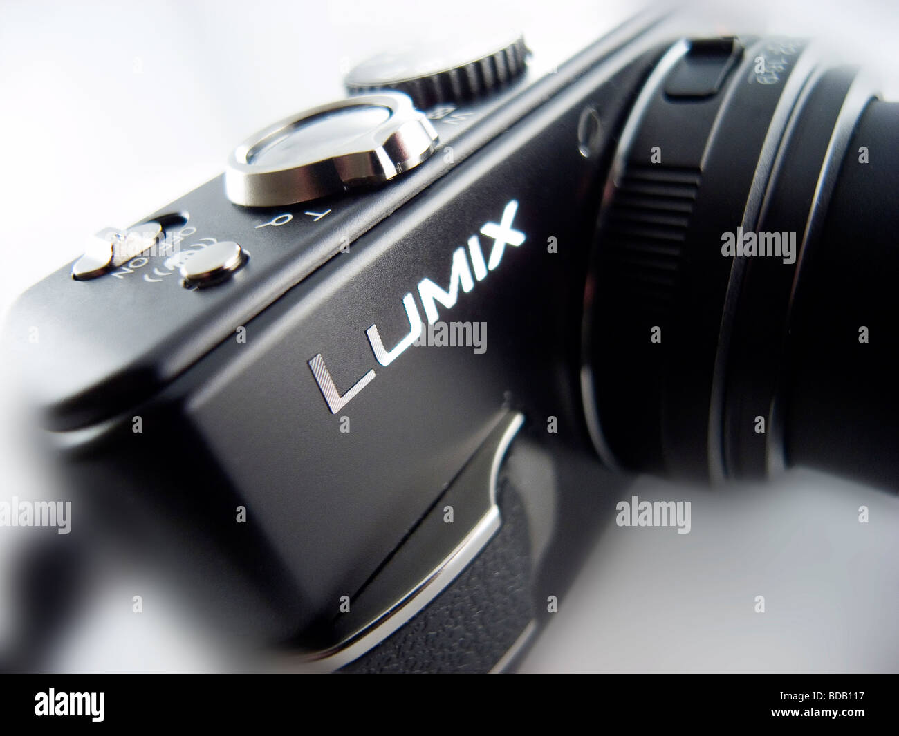 Panasonic Digital camera - Stock Image