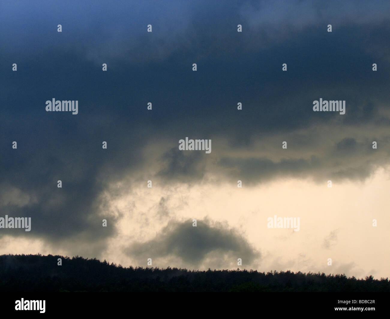 Extreme weather - Stock Image