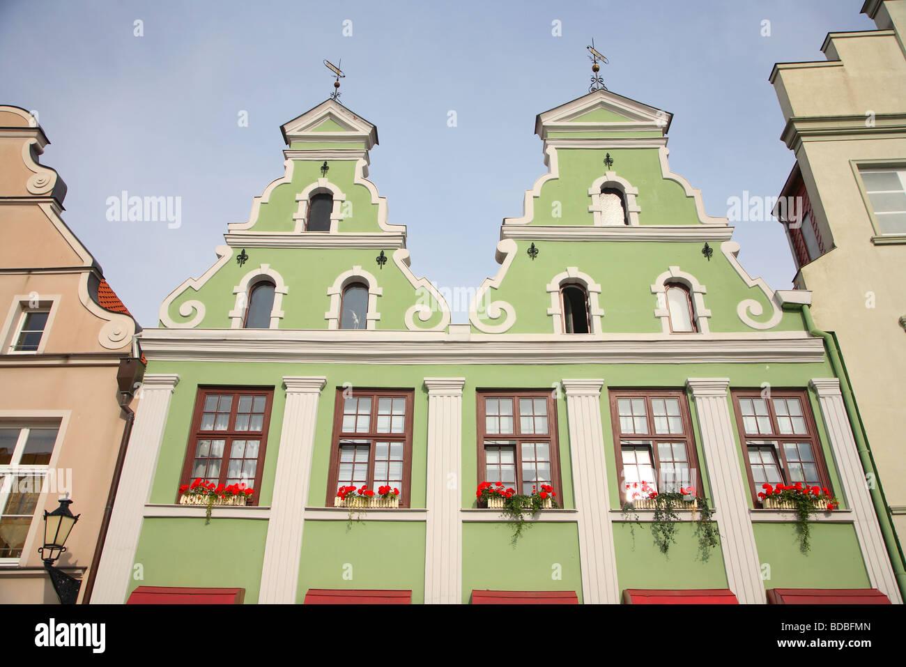 Germany, Wismar - Stock Image