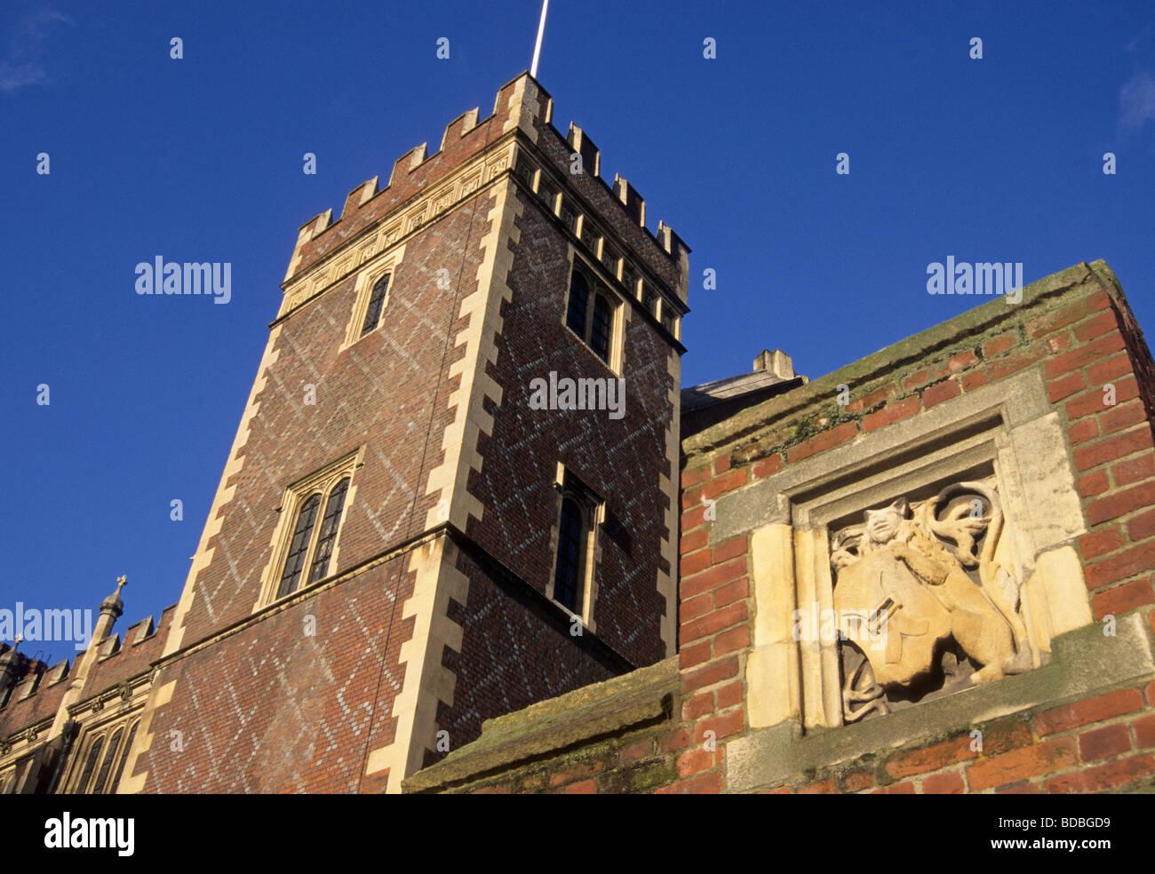 Lincoln s Inn Inns of Court London England - Stock Image