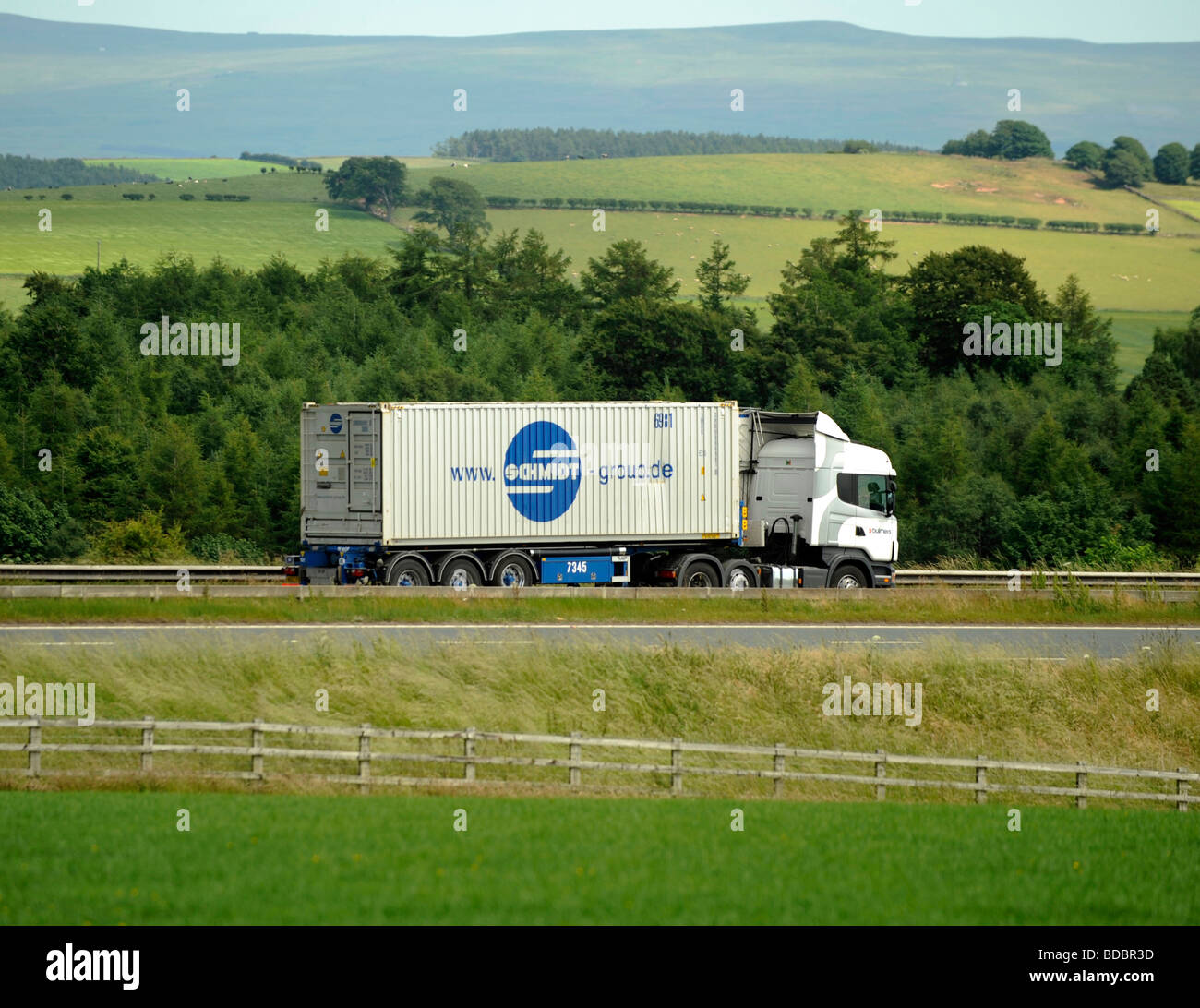 Scania Truck Stock Photos Amp Scania Truck Stock Images Alamy