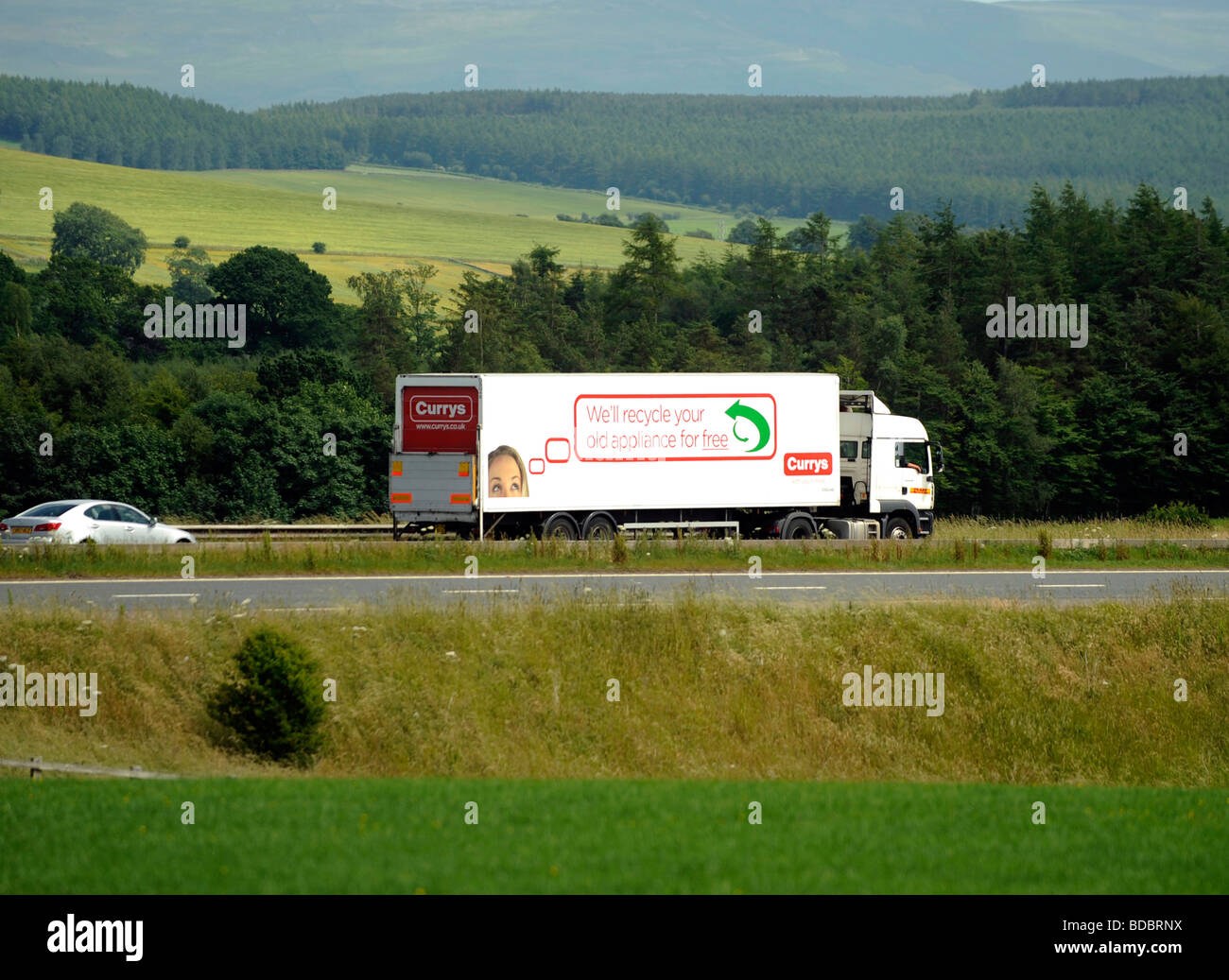 Dhl Truck Stock Photos & Dhl Truck Stock Images - Alamy