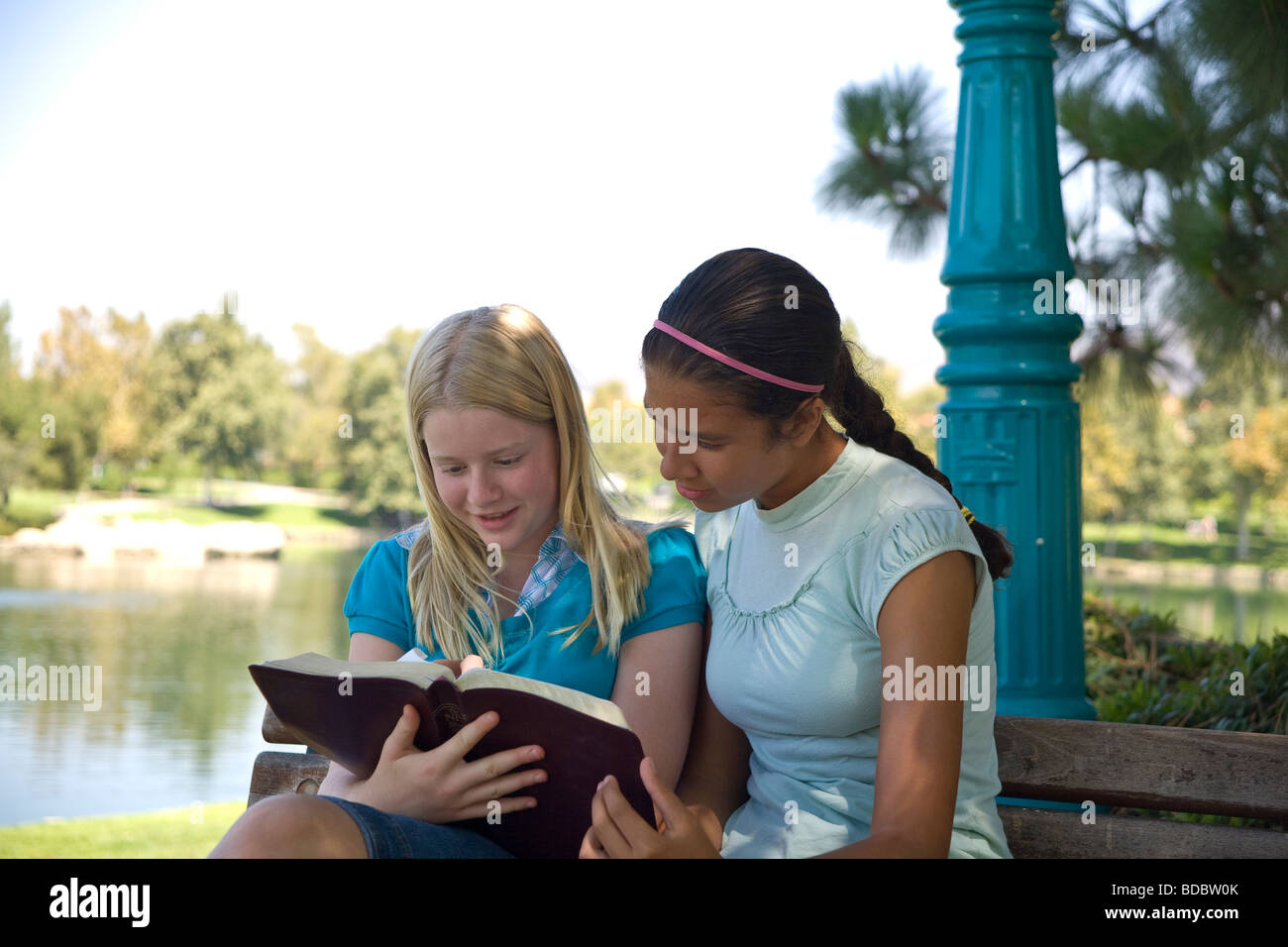 2 girls reading a dirty magazine - 2 1