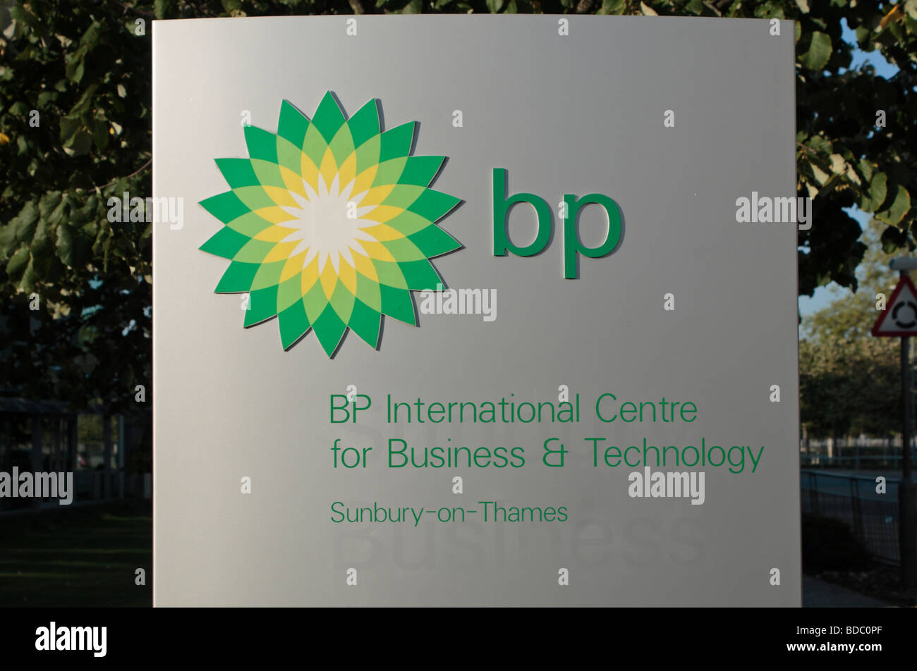 bp international sunbury-on-thames middlesex