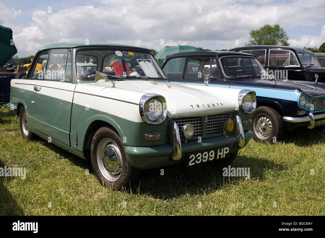 Triumph Car 1960s Stock Photos & Triumph Car 1960s Stock Images - Alamy