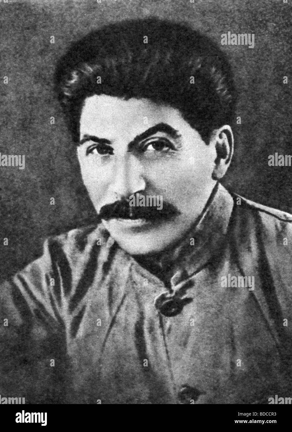 Stalin (Iosif Vissarionovich Jughashvili), 18.12.1878 - 5.3.1953, Soviet politician (CPSU), portrait, 1922, , Additional - Stock Image