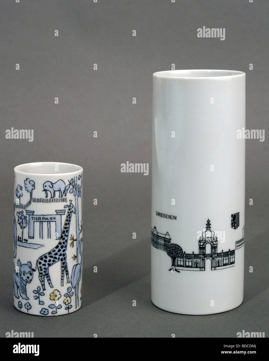 fine arts, porcelain, vase, porcelain vases, decorated, made