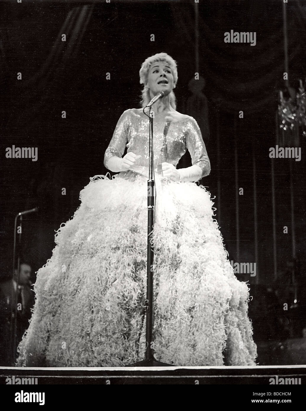 BETTY HUTTON - US singer/actress - Stock Image