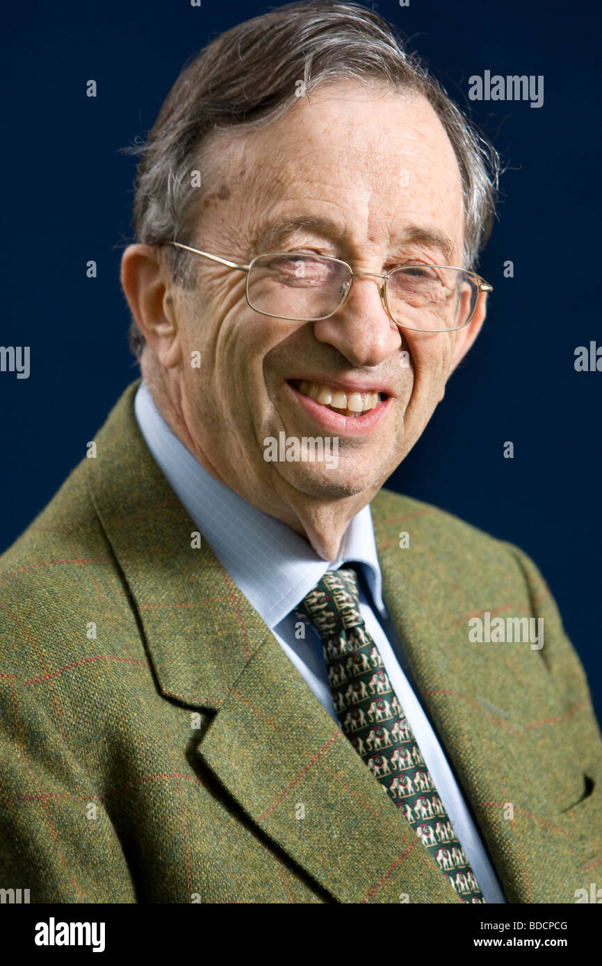 Joel Joffe, (the attorney who in 1963 defended Nelson Mandela and the ANC at the Rivonia trials in South Africa. - Stock Image