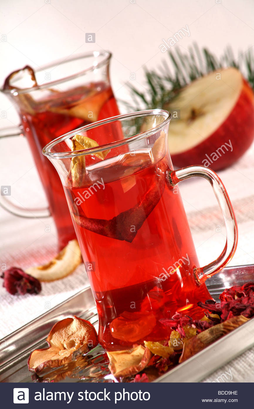 Hot Christmas Drinks Non Alcoholic Stock Photos & Hot Christmas ...