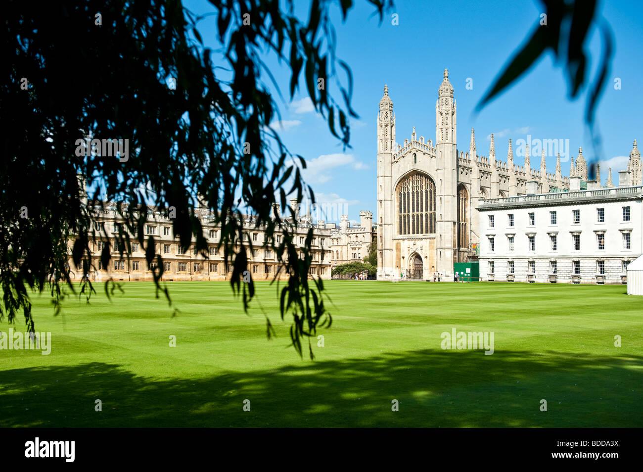 Trinity College Chapel, Cambridge - Stock Image