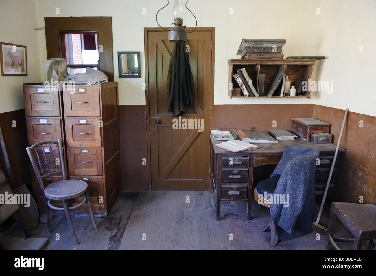 century office. 19th Century Office