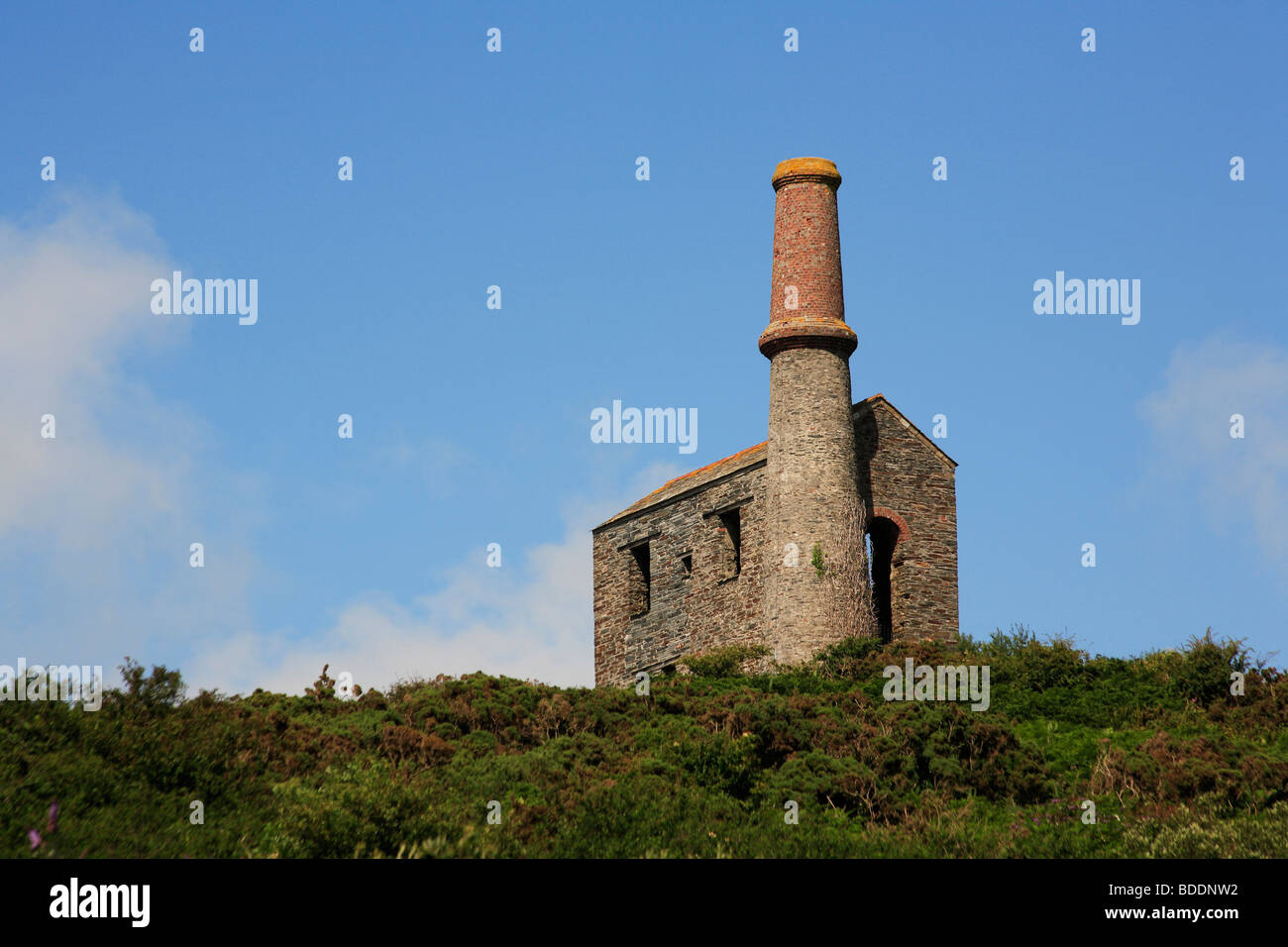 2549. Prince of Wales Quarry & Tin Mine, Cornwall