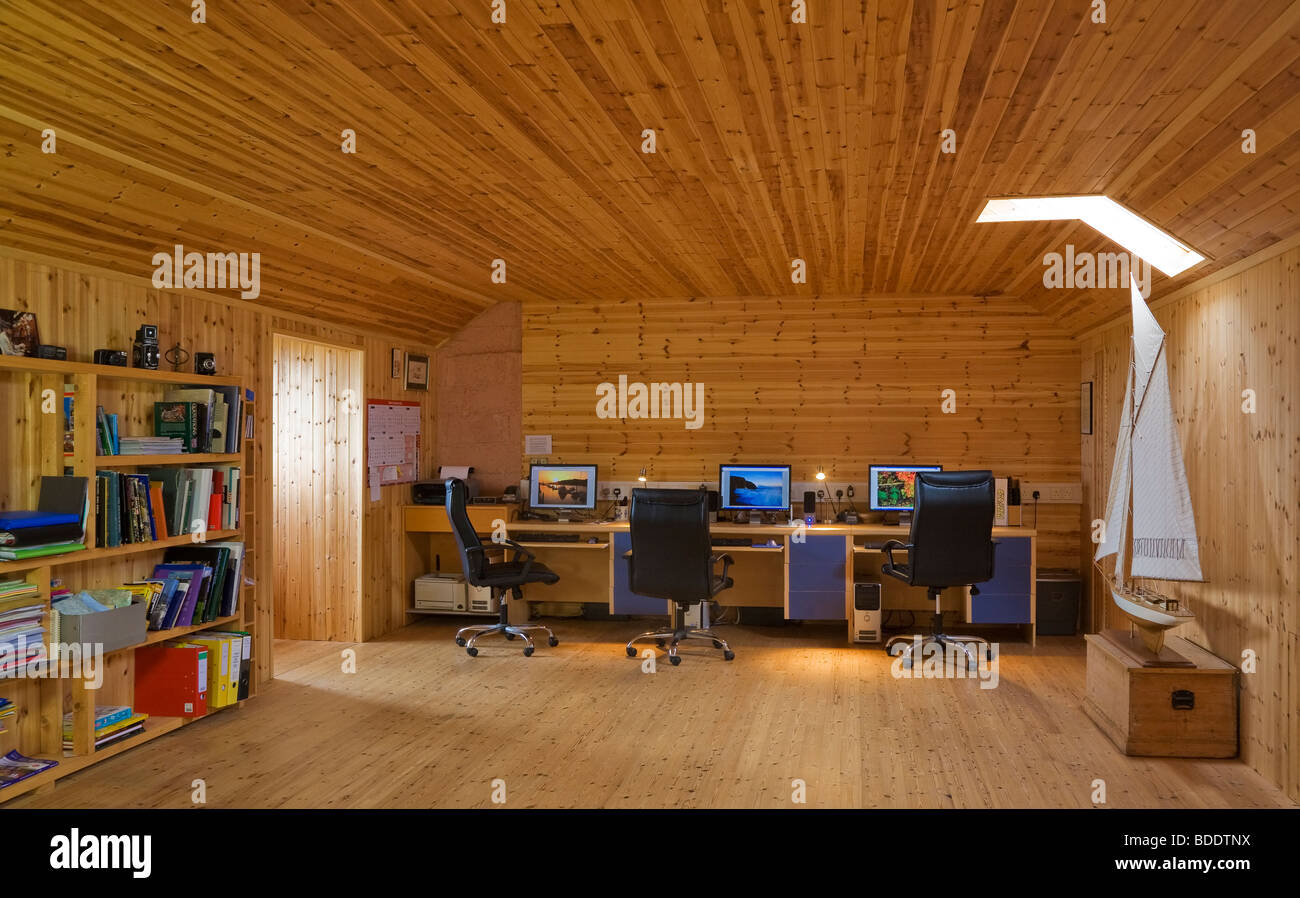 Home Business, Graphic Design Studio/Digital Darkroom, Near Bunmahon ...
