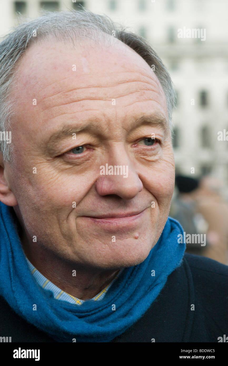 Ken Livingstone - Stock Image