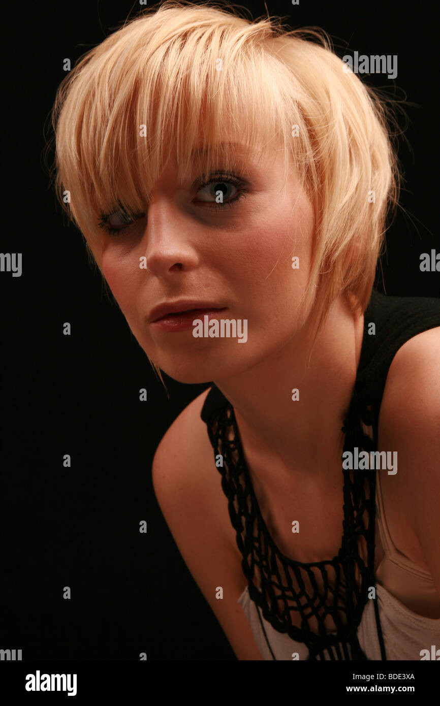 Womens Hairstyles Stock Photos & Womens Hairstyles Stock Images - Alamy