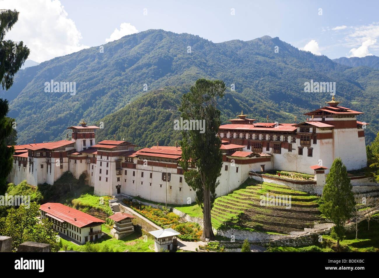 Trongsa Stock Photos Trongsa Stock Images Alamy