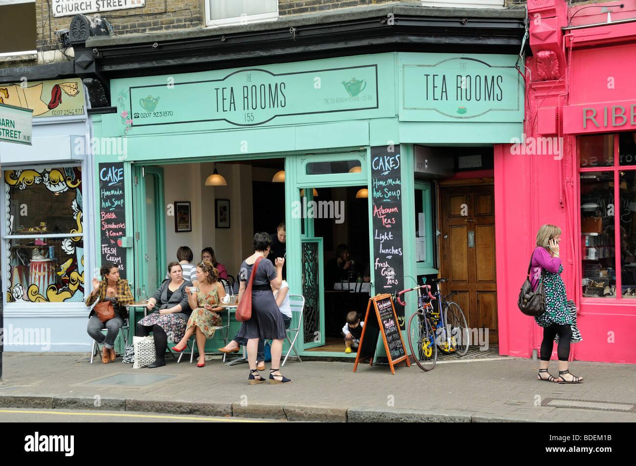 Hackney Tea Rooms