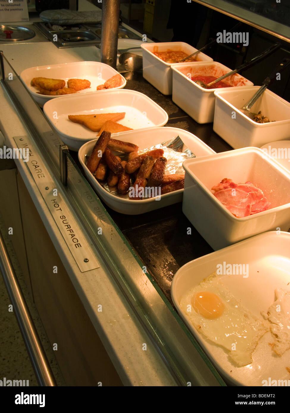 Breakfast bar #01
