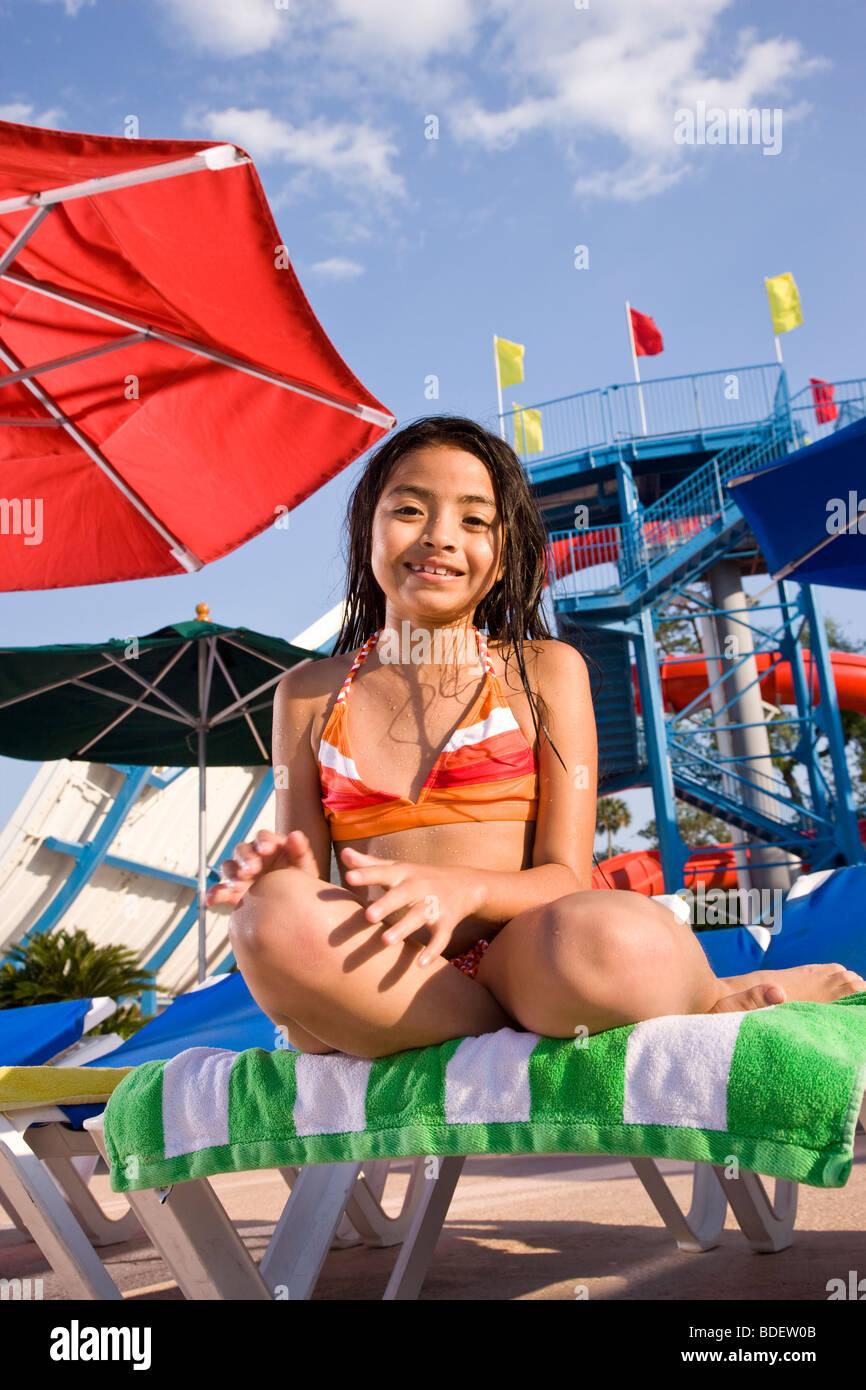 Young mexican teen girls bikinis