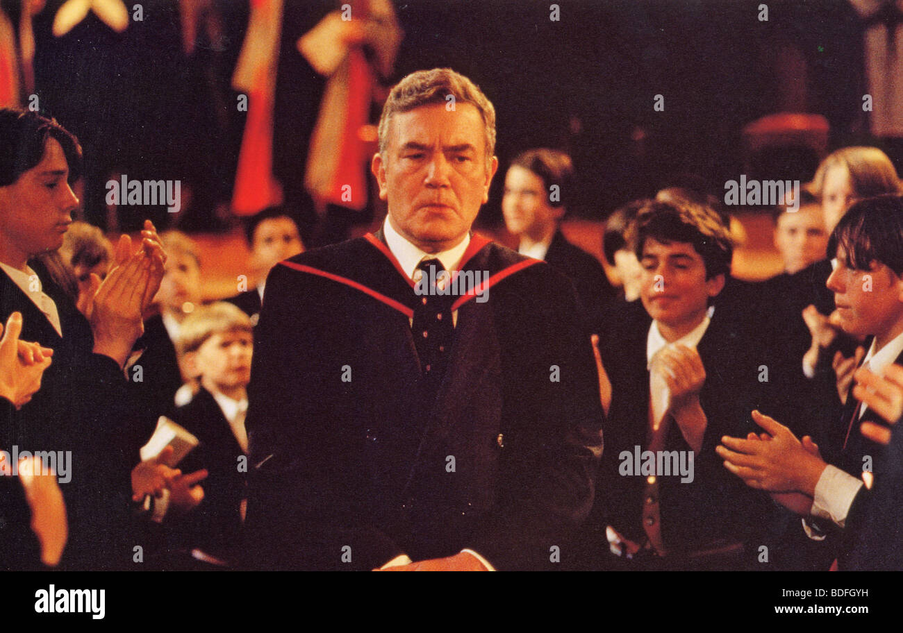 THE BROWNING VERSION  - 1994 UPI film with Albert Finney - Stock Image
