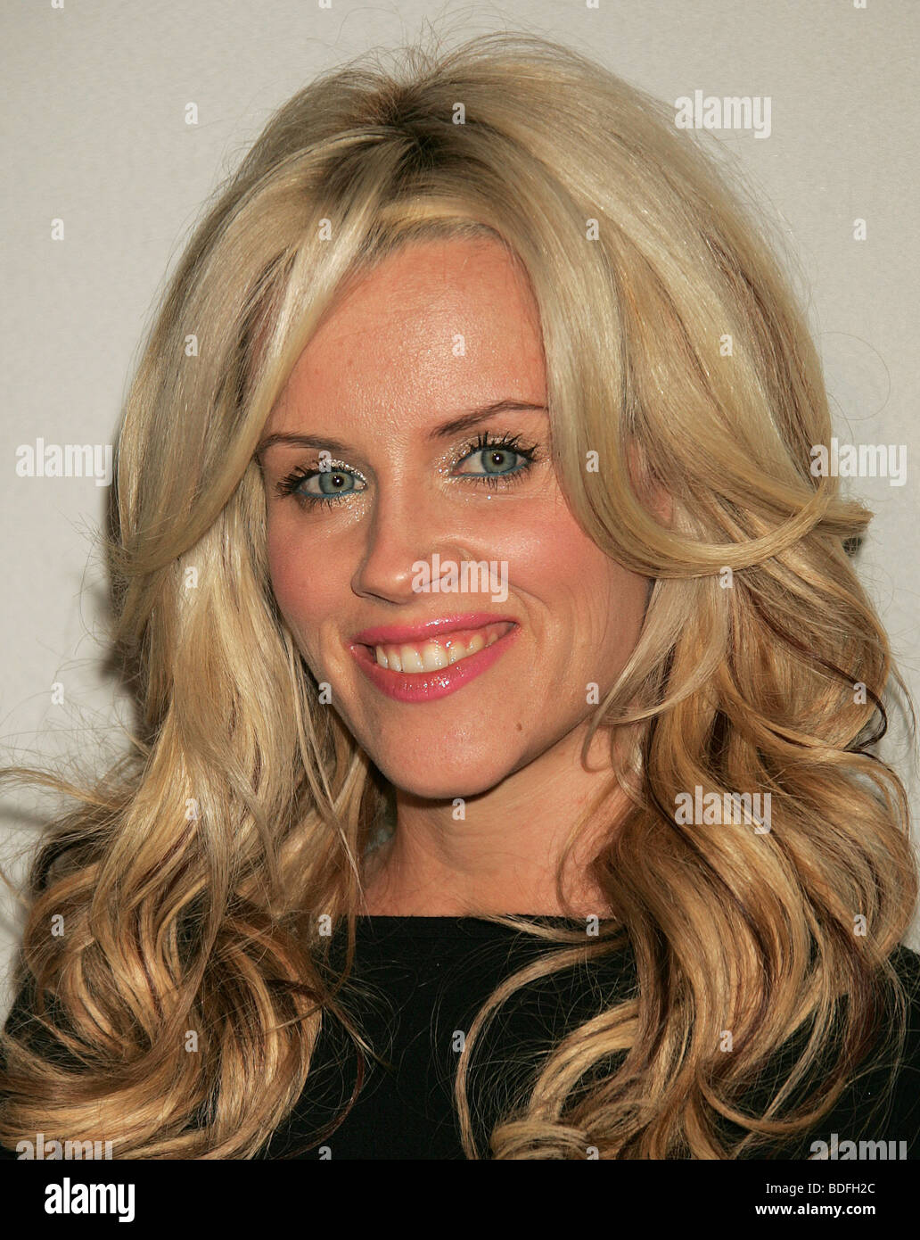 JENNY McCARTHY - US film actress in 2005 - Stock Image