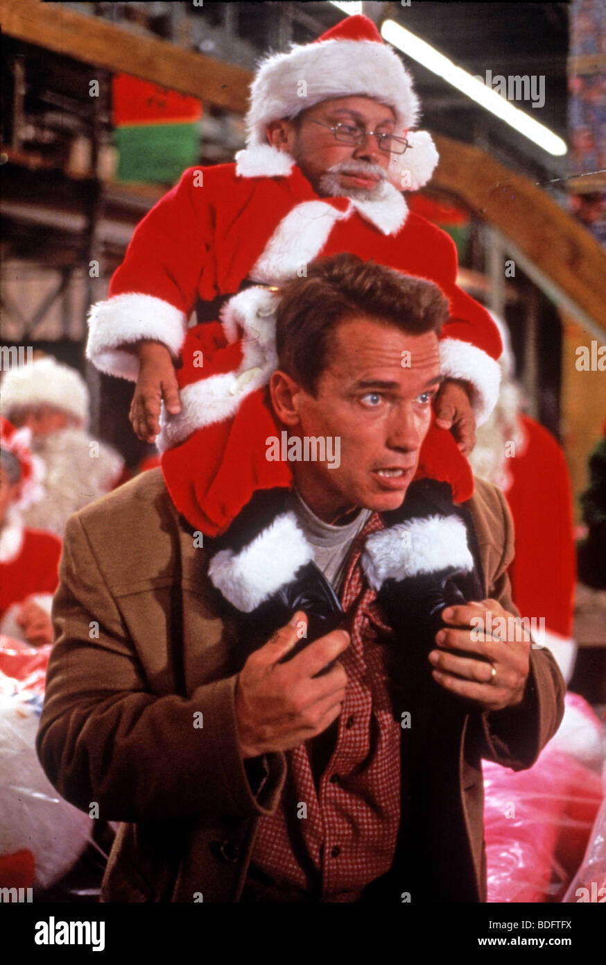 Jingle All The Way 1996 Tcf Film With Arnold Schwarzenegger Stock Photo Alamy