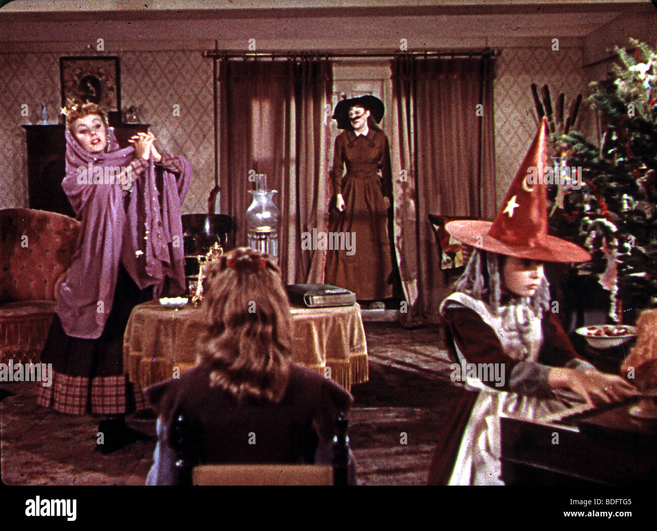 LITTLE WOMEN -1949 MGM film - Stock Image