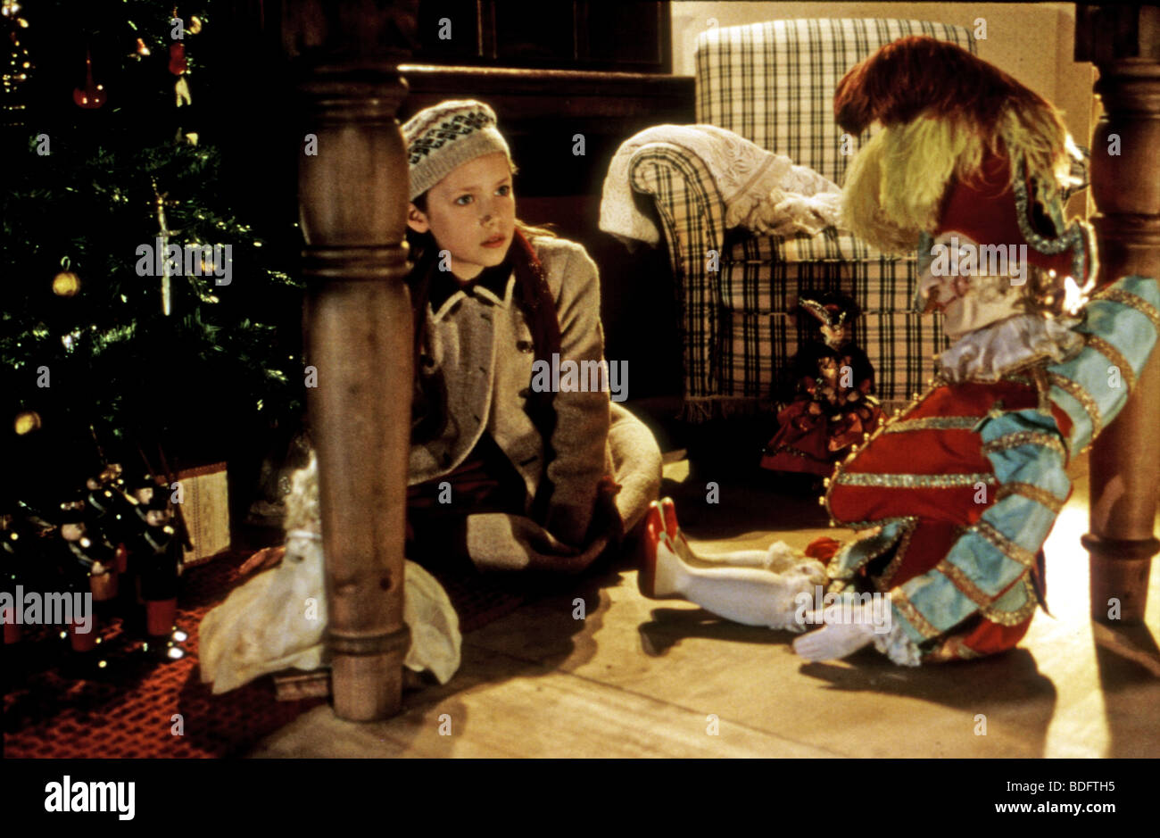 NUTCRACKER  1982 Rank film - Stock Image