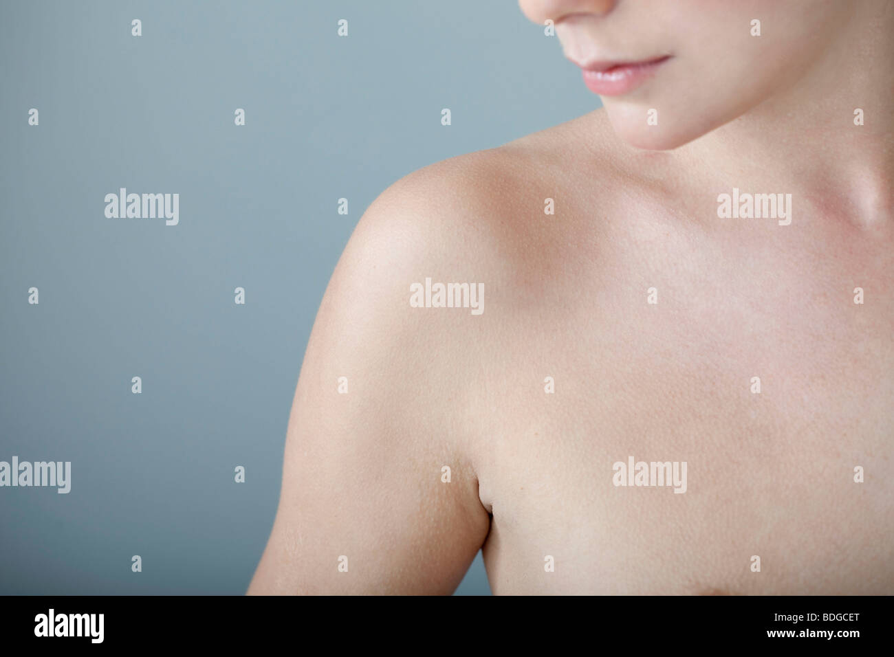 SHOULDER - Stock Image