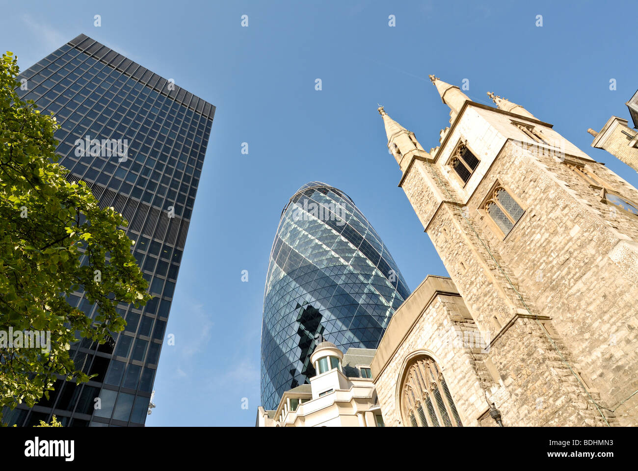 London Offices - Stock Image