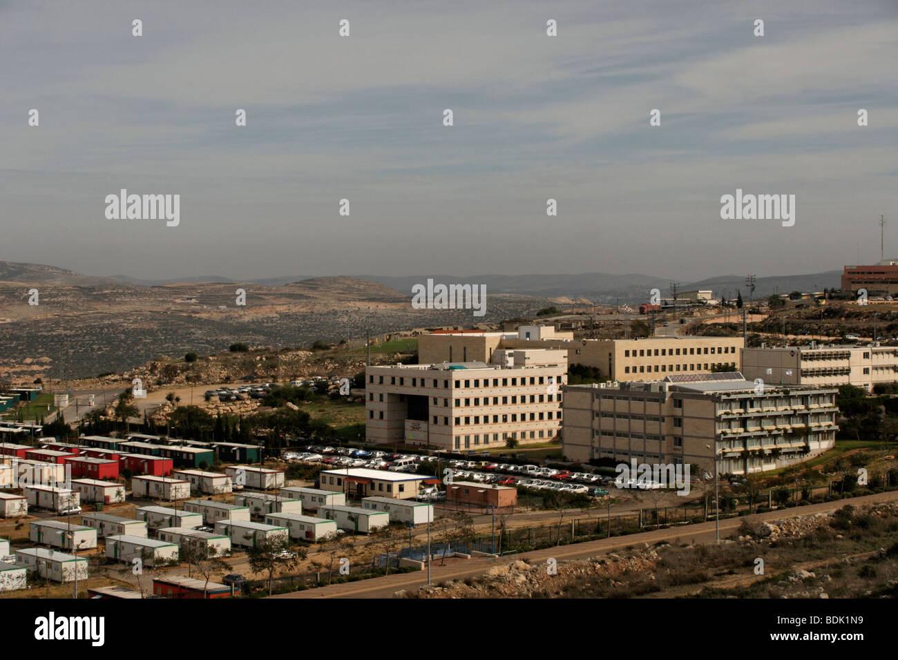 Ariel University Center of Samaria - Stock Image