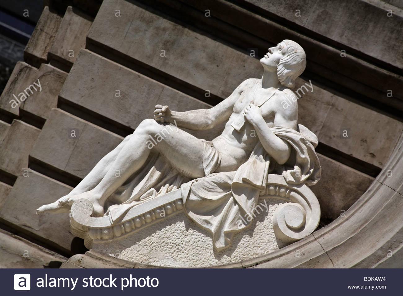 'Mysticism', Madrid, Spain, - Stock Image