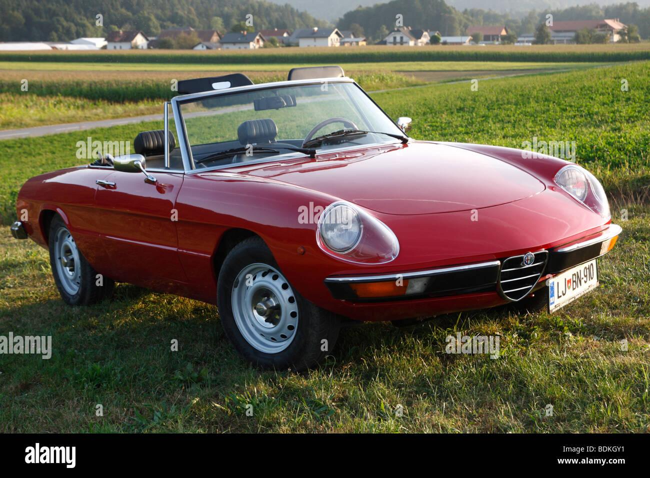 Alfa Romeo Spider 1980
